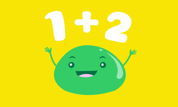 Math Flashcards with Blobby - Basic Addition and Subtraction Apple TV App